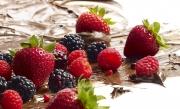 chocolate strawberry raspberry blackberry
