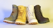 photography timberland boots