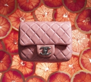 photography chanel goat skin woman purse clutch bag