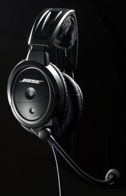 BOSE commercial headphones